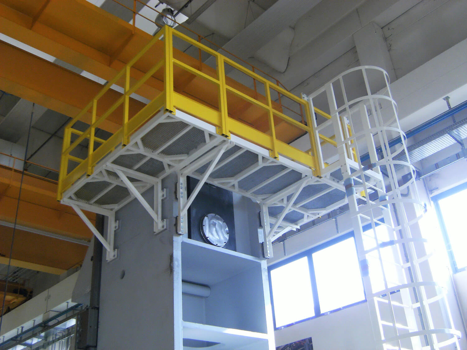 Sipema Industrial Work Platforms
