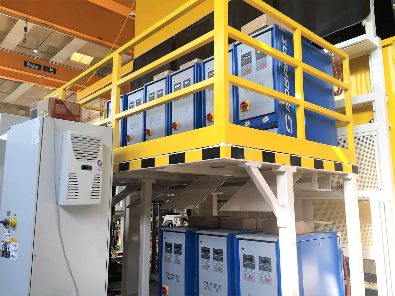 Sipema Industrial Work Platforms